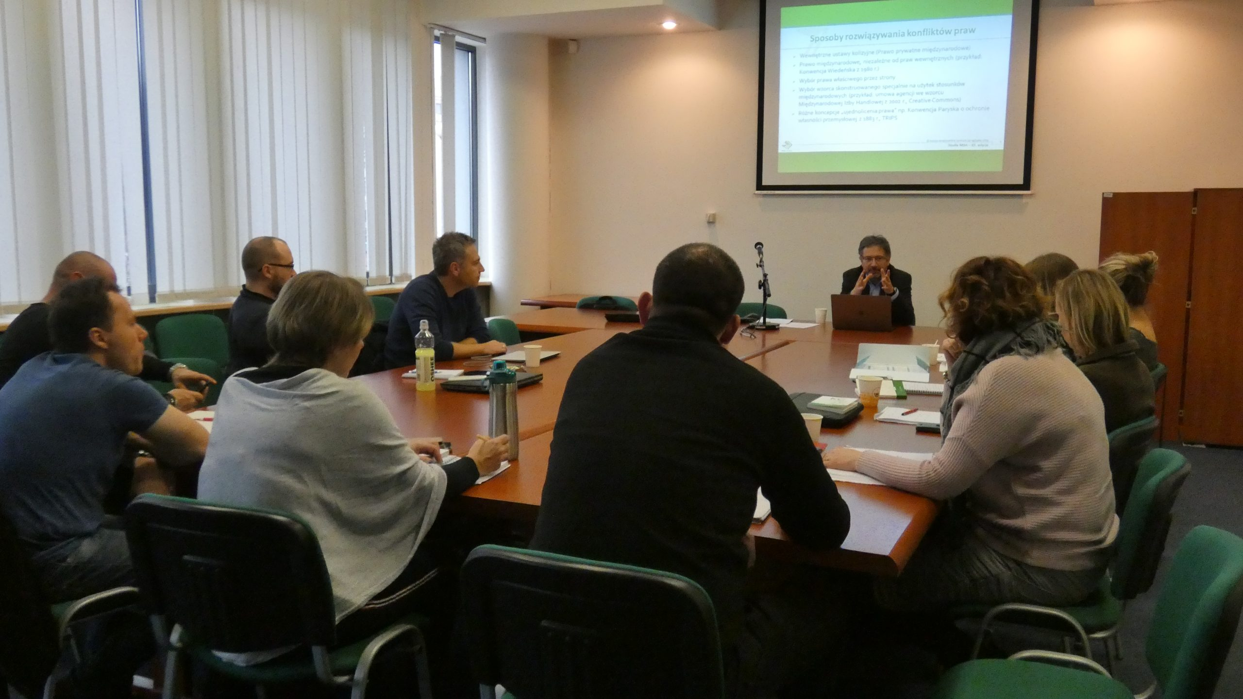 Doctoral studies at the University of Lodz