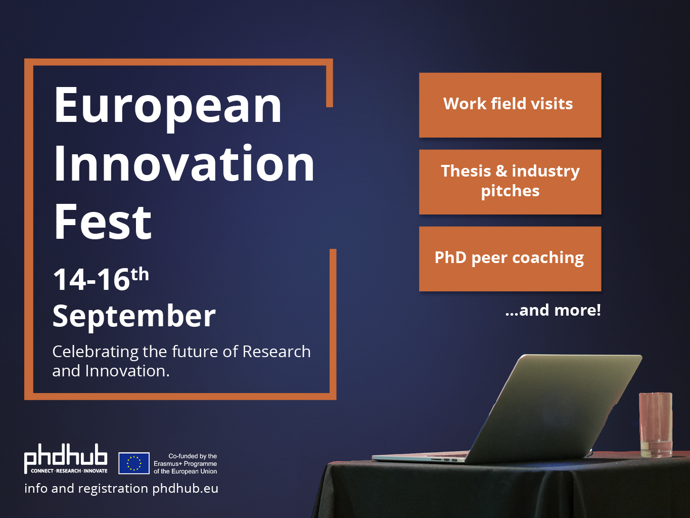 European Innovation Fest, 14-16 September: Celebrate the future of research and innovation